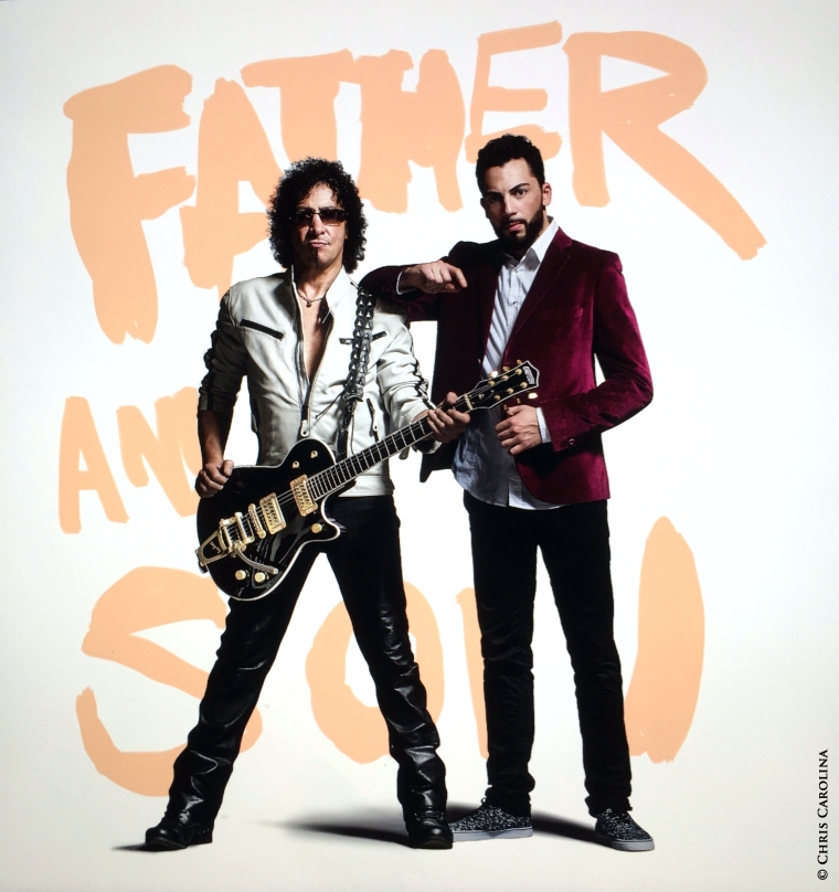 Father and Son pochette ID 1.2